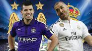 Chấm điểm Man City- Real: Không Ronaldo, không tiệc tùng