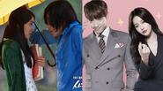 Những cặp đôi siêu đen đủi của màn ảnh Hàn