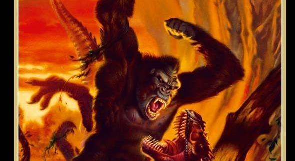 Hãng sản xuất 'Kong: Skull Island' bị kiện ăn cắp ý tưởng