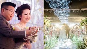 Đám cưới xa hoa 3 ngày của cô dâu Nam Định
