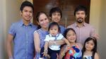Gia đình hạnh phúc của Manny Pacquiao