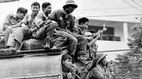 Khoảnh khắc Sài Gòn 30/4/1975 của thanh niên 19 tuổi