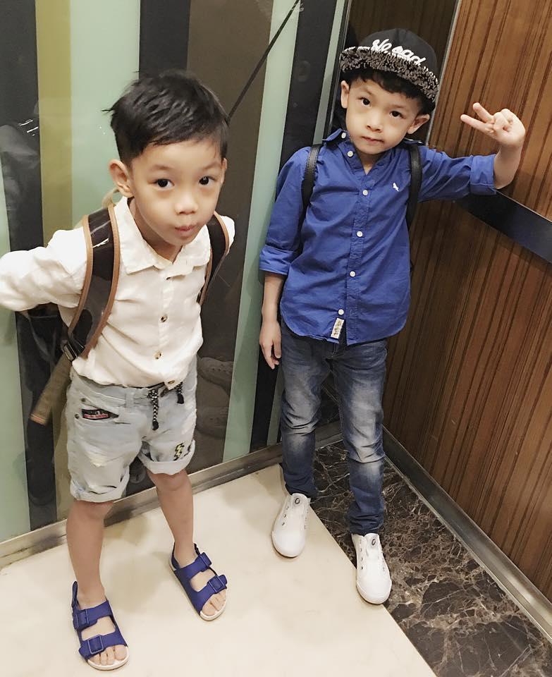 Facebook sao Việt: Vợ chồng Ưng Hoàng Phúc hạnh phúc đón con trai mới sinh về nhà - Ảnh 14