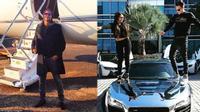 """""""Hội phụ huynh"""" giàu có khoe loạt ảnh cùng siêu xe và máy bay trên Instagram"""