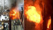 New York: Cháy lớn tại Nhà thờ Thánh Sava