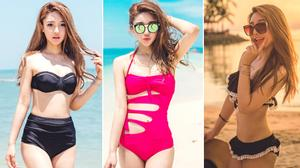 """""""Dắt túi"""" cách chọn bikini hoàn hảo cho từng vóc dáng"""