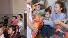 Lan Phương - Minh Hằng giản dị đi thăm trẻ em kém may mắn