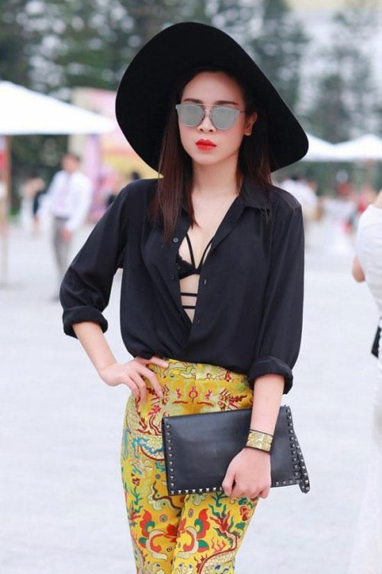 Sao Việt: người lên hương - kẻ xuống sắc với mốt khoe nội y - Ảnh 9