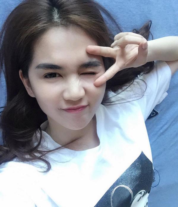 Facebook sao Việt:  Hồ Ngọc Hà cười thả ga khi đi nghỉ khiến fan ngất ngây - Ảnh 20
