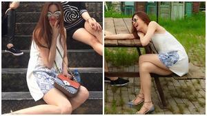 """Facebook 24h: Giây phút cười """"thả ga"""" yêu nhất của Hồ Ngọc Hà"""
