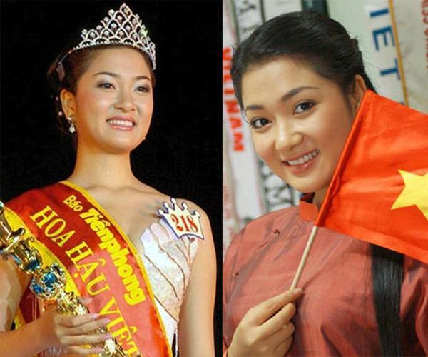 Không phải ai khác, Nguyễn Thị Huyền chính là Hoa hậu của các hoa hậu ảnh 1