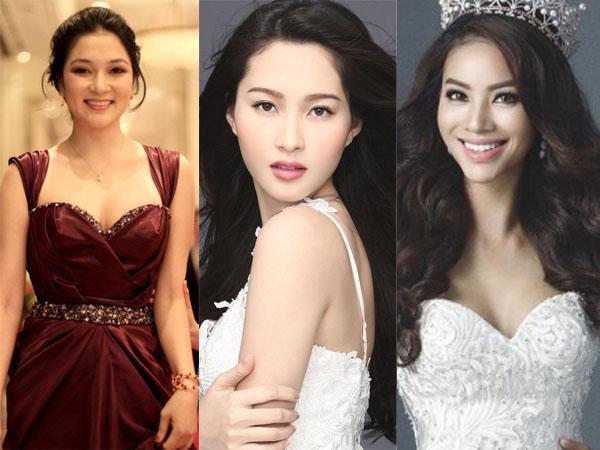 Không phải ai khác, Nguyễn Thị Huyền chính là Hoa hậu của các hoa hậu ảnh 3