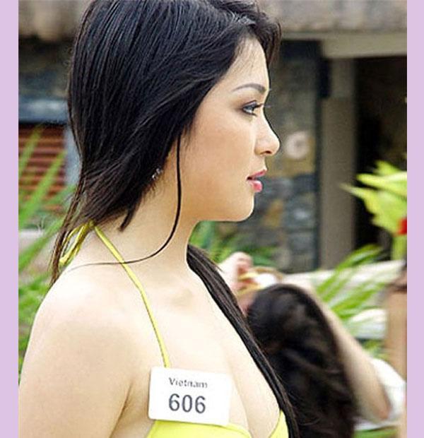 Không phải ai khác, Nguyễn Thị Huyền chính là Hoa hậu của các hoa hậu ảnh 4