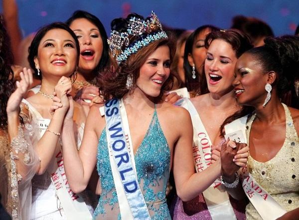 Không phải ai khác, Nguyễn Thị Huyền chính là Hoa hậu của các hoa hậu ảnh 5