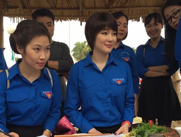 Không phải ai khác, Nguyễn Thị Huyền chính là Hoa hậu của các hoa hậu ảnh 12
