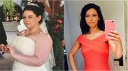 Người phụ nữ từng mặc váy cưới ngoại cỡ tiết lộ bí kíp giảm 50kg ngoạn mục