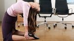 5 bài tập thể dục nhanh hữu ích cho dân văn phòng