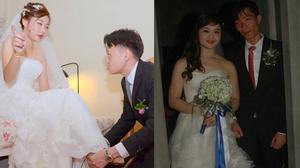 """Những bộ ảnh cưới """"xấu một cách kì diệu"""" khiến cô dâu chú rể khóc thét"""