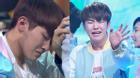 Seventeen và TWICE khóc nức nở khi giành chiến thắng đầu tiên