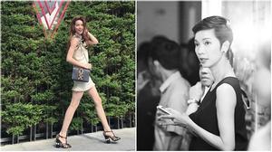 Hồ Ngọc Hà lần đầu tiên giới thiệu BST thời trang riêng