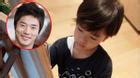 Hé lộ ảnh quý tử 8 tuổi điển trai của Kwon Sang Woo