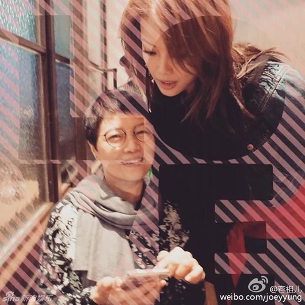Những hình ảnh hiếm hoi về mẹ của loạt sao Hoa ngữ