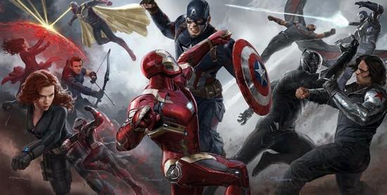 Các phim về siêu anh hùng hiện nay tràn ngập màn ảnh rộng.