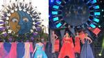 Hoa hậu biển Hạ Long đạo sân khấu của Tomorrowland