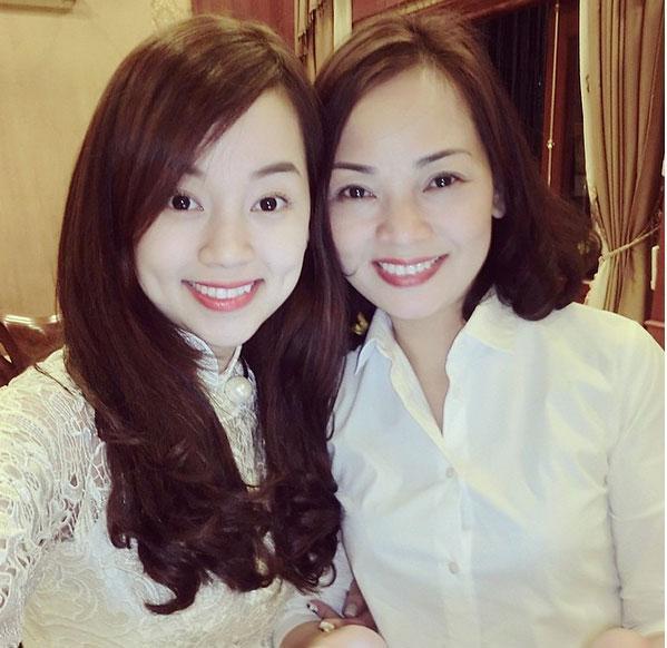 Mẹ của Ly kute, Hạ Vi xinh đẹp hơn cả... con gái