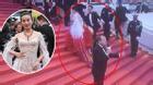 Sao nữ Hoa ngữ bị 'đuổi khéo' ngay trước ống kính tại Cannes 2016