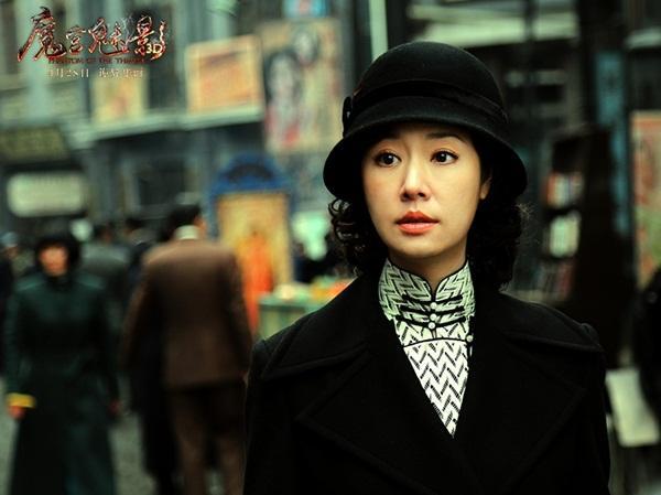 Lâm Tâm Như diễn xuất thần trong phim kinh dị 'Bóng ma nhà hát'