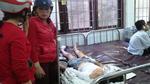 Nổ bình gas, 5 học sinh tiểu học bỏng nặng