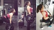Giảm cân và thu gọn vòng eo từ 75cm xuống 62cm theo cách của cô nàng từng nặng 65kg