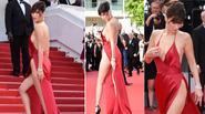 Đây chính là cô siêu mẫu sexy và táo bạo nhất Cannes 2016