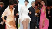 Những khoảnh khắc lộ hàng lỗi nhất trên thảm đỏ  Cannes