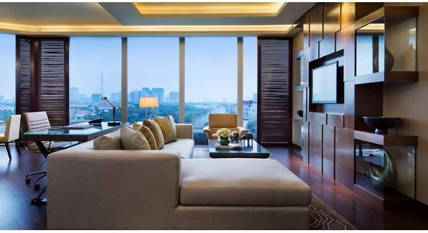 Những căn phòng xa hoa bậc nhất mà tổng thống Obama có thể sử dụng ở Hà Nội