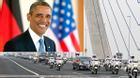 Phân luồng giao thông khi ông Obama ở Hà Nội