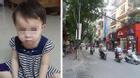 Hà Nội: Bé gái 18 tháng tuổi bị