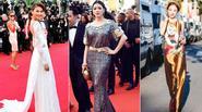 Mỹ nhân Việt nâng tầm phong cách qua các mùa Cannes