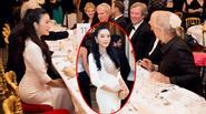 Lý Nhã Kỳ ngồi bàn tiệc quyền lực nhất Cannes tại Gala VIP party
