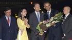 Tiết lộ của cô gái Việt tặng hoa Tổng thống Obama