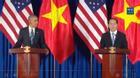 Trực tiếp: Hội đàm giữa Chủ tịch nước Trần Đại Quang và Tổng thống Mỹ Obama