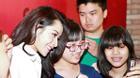 Khán giả thủ đô vây kín Chi Pu trong 'Tuần lễ phim Việt'