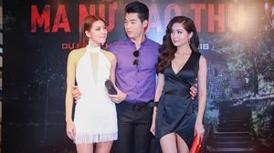 Trương Nam Thành đối diện 'vợ sắp cưới' và 'bạn gái' ngay trong họp báo