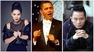 8 ca sĩ Việt nên được trình diễn trước Obama
