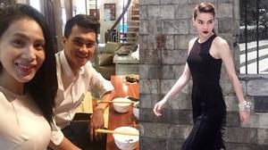 Facebook 24h: Thủy Tiên mang cơm chăm chồng - Hà Hồ bóng gió ẩn ý