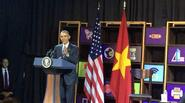 Tổng thống Obama: Những gì đã diễn ra tại Việt Nam thật tuyệt vời