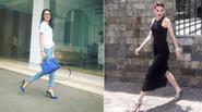 Phạm Hương, Hà Hồ là tâm điểm của street style sao Việt tuần qua