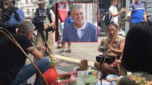 Bắt gặp đầu bếp đi cùng ông Obama ăn bún ốc tại Hà Nội