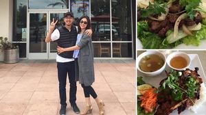 Facebook 24h: Chồng Hà Tăng hào hứng khoe niềm vui thưởng thức món ăn bên vợ